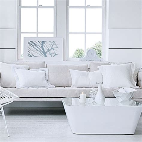 All White Living Room Ideas | all shades of white 30 beautiful living room designs