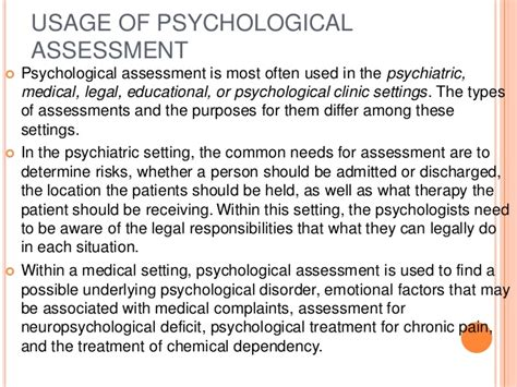 psychological evaluation psychological evaluation psychological evaluations