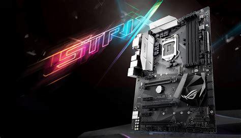 Sale Asus Rog Strix Z270h Gaming Socket 1151 rog strix z270h gaming motherboards asus global