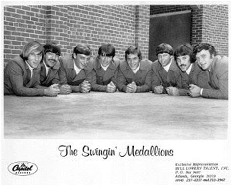 the swinging medallions the swingin medallions