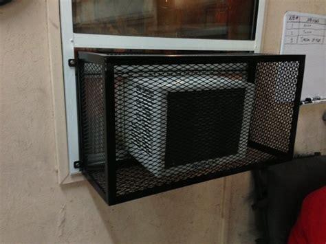 big window unit air conditioner window unit air conditioner protective cages vulcan