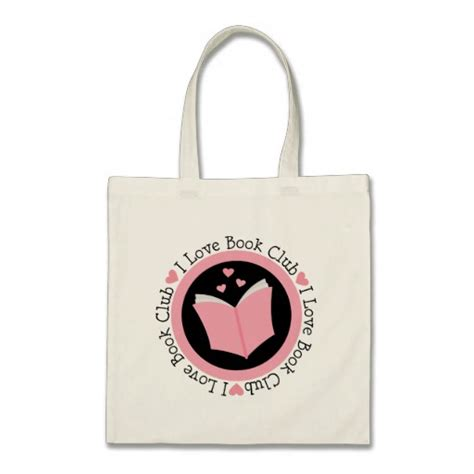 what to get a book club member for grab bag for xmas for 2000 book club member gift tote bag zazzle