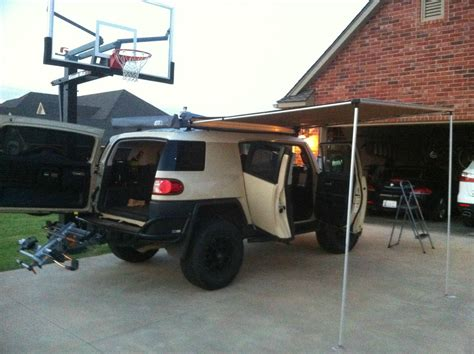 Fj Awning by Toyota Fj Cruiser Awnings What To Look For When Buying