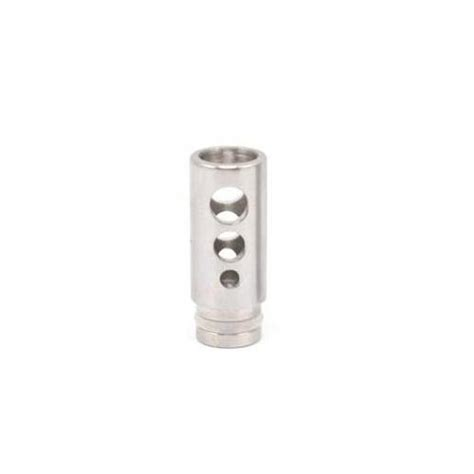 Stainless Steel Wide Bore Drip Tip Vaporizer stainless steel wide bore 510 drip tip hollow l js e smokes premium e liquids and
