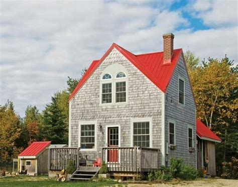 Small Homes Maine Size Matters Americans Moving To Smaller Homes
