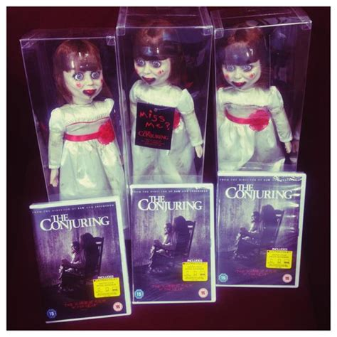 annabelle doll dvd warner bros uk on quot win an annabelle doll the