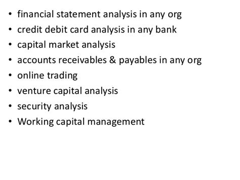 Financial Analysis Mba Management by Project Report Titles For Mba In Banking