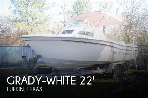 grady white boats for sale texas sold grady white 226 seafarer boat in lufkin tx 120215