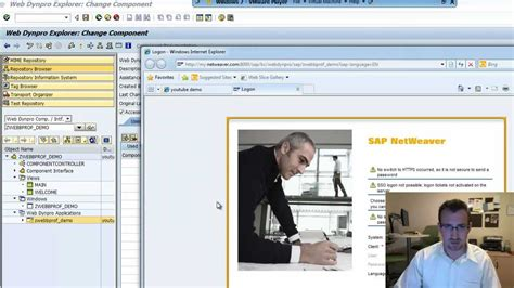 sap abap webdynpro tutorial build a simple webdynpro abap app sap tutorial part 2
