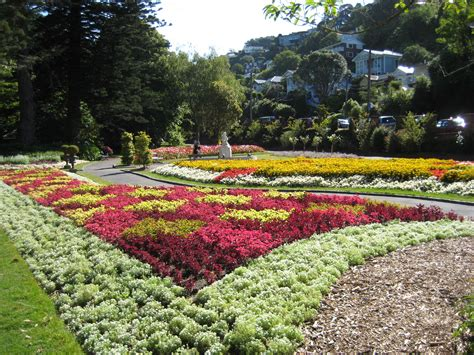 February 10 2013 Wellington New Zealand Mark Cujak S Blog Botanic Gardens