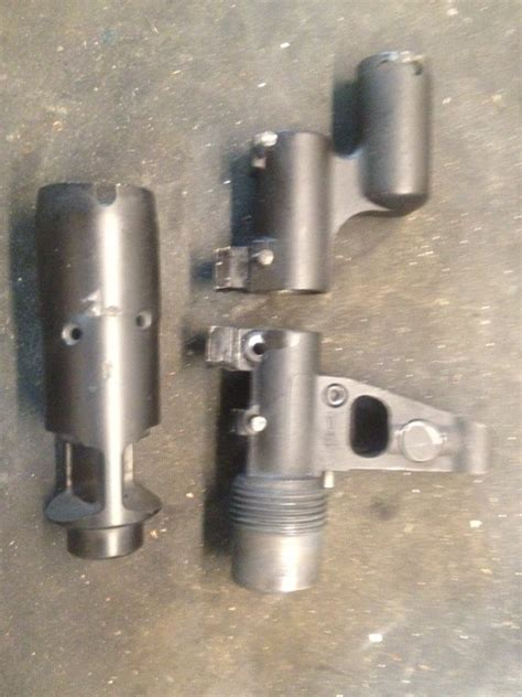 ak bolt on gas block front sight wtb russian sgl takeoff 90 deg gas block and front sight