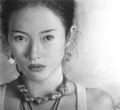 ziyi thin hair zhang ziyi by nobodysghost on deviantart