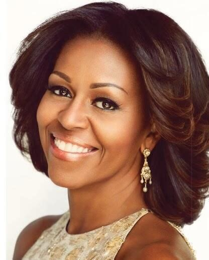 ms obama new haircut 1000 ideas about michelle obama birthday on pinterest