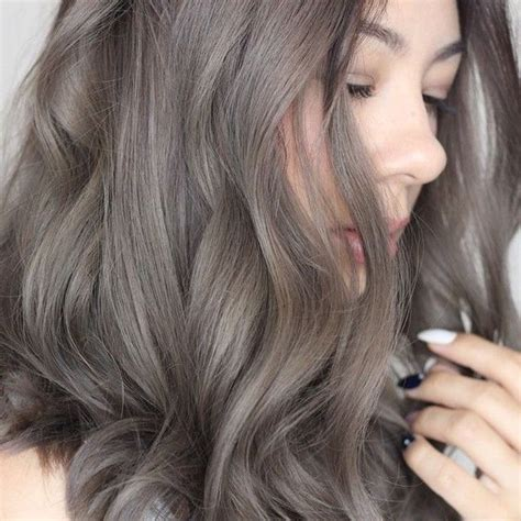 options for brunette greying hair best 25 grey brown hair ideas on pinterest ash hair