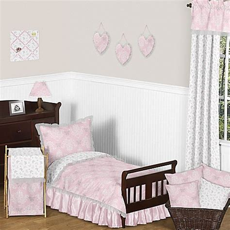sweet jojo toddler bedding sweet jojo designs alexa toddler bedding collection in