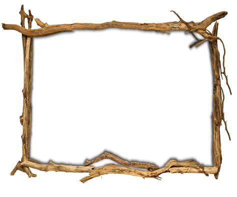 cadres en bois cadre photo bois flott 233 palzon