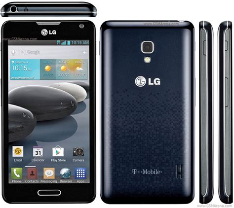 lg optimus f6 pictures official photos