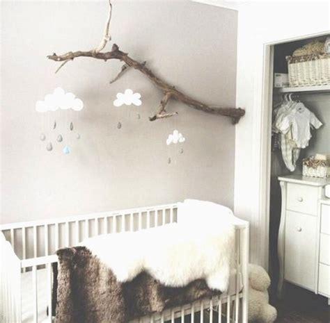 babyzimmer wanddeko wanddeko holz kinderzimmer