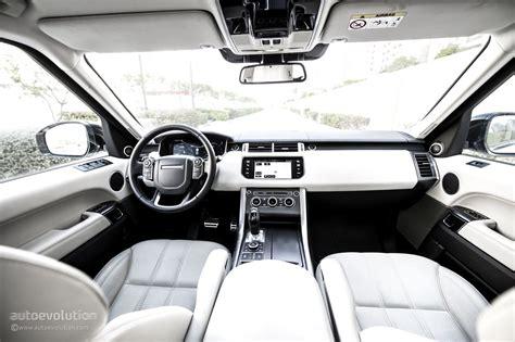 White Range Rover Evoque Interior Imgkid Com The