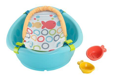 Baignoire évolutive Fisher Price by Baignoire 233 Volutive De Fisher Price Walmart Ca