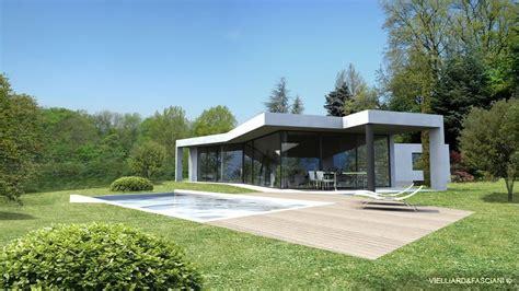 Maison Plain Pied Design by Maisons Contemporaines Plain Pied Architecture Design