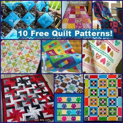 Quilting Free Patterns by 10 Free Quilt Patterns With Summer Color