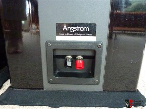 Advance M260 Speaker speakers angstrom radix 500 reduced 199 downtown