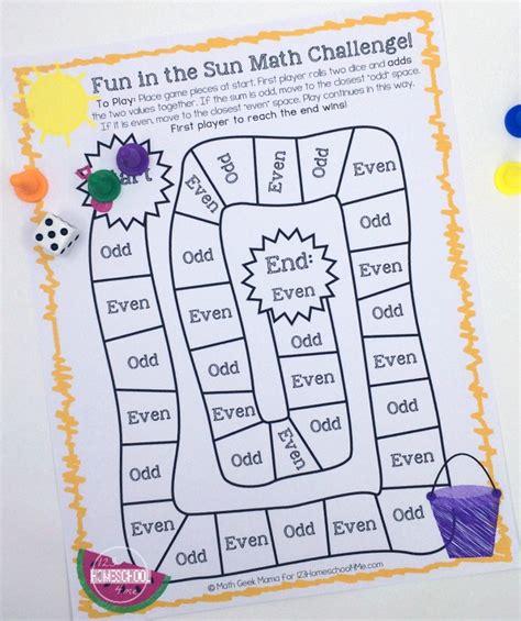 printable division math games fun math games for summer free printables
