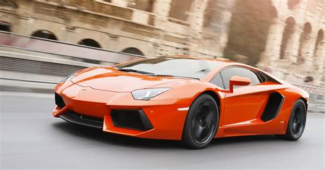 Lamborghini Avenrador Lamborghini Aventador Coup 232 Technical Specifications