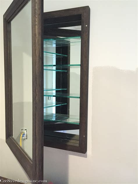 decorative medicine cabinets with mirrors framed medicine cabinet mirror best pegasus medicine