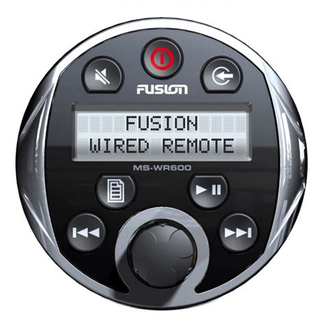 fusion boat radio bluetooth t 233 l 233 commande filaire lecteur radio fusion ms wr600c