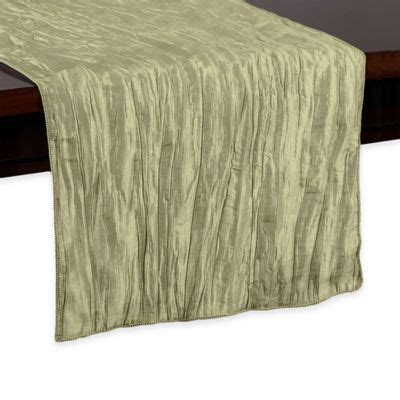 54 inch table runner buy willow 54 inch table runner in from bed bath