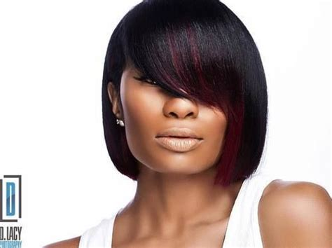 60 showiest bob haircuts for black women 60 showiest bob haircuts for black women bobs balayage