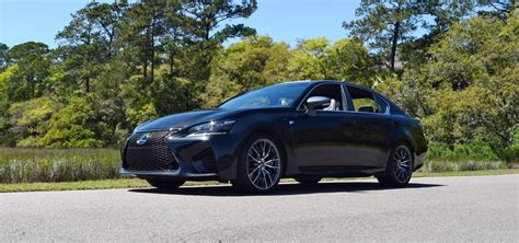 lexus black 2016 speed fleet intro 2016 lexus gs f first 70 photos in