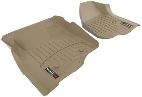 2011 ford f 250 and f 350 duty floor mats weathertech