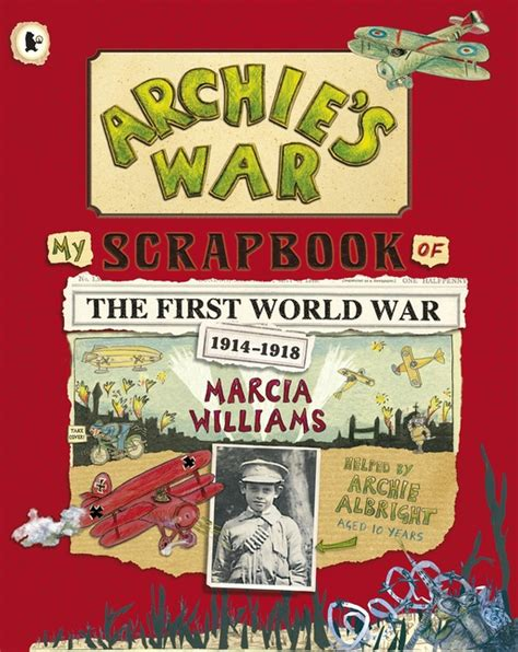 walker books archie s war