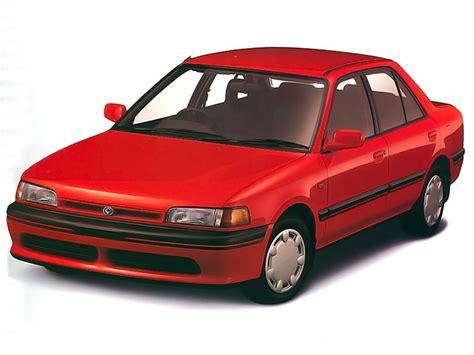 mazda bg mazda 323 bg sedan specs 1989 1990 1991 autoevolution