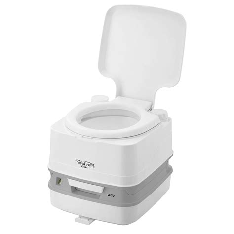 How To Use A Thetford Toilet by Thetford Porta Potti 335 Portable Chemical Cing Caravan