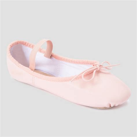 ballet slipper pink gymnastics slippers compare prices at nextag
