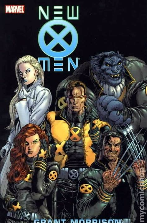 new x men by grant new x men tpb 2008 marvel ultimate collection by grant morrison comic books