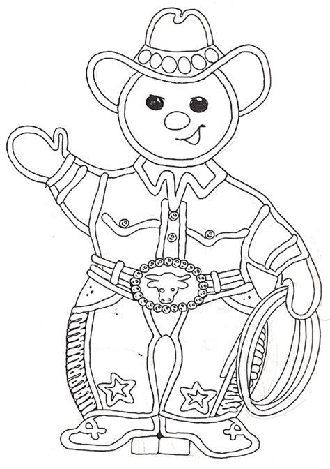jan brett coloring pages gingerbread baby buckarroo gingerbread boy reversed