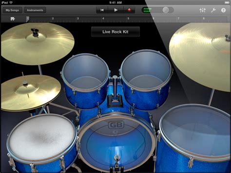 apple garageband  ipad multi touch recording studio