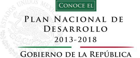 programa de desarrollo innovador 2013 2018 plan nacional de desarrollo 2013 2018 comisi 243 n