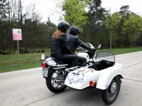 Motorradgespann Hund by Dnepr Beiwagen Ansichten Doovi