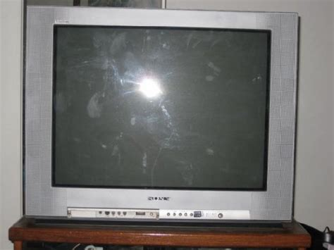 Tv 21 Inch sony trinitron 21 inch tv offer makati metro manila philippines 4000