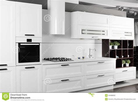 Prices For Kitchen Cabinets bright brand new european kitchen stock photo image