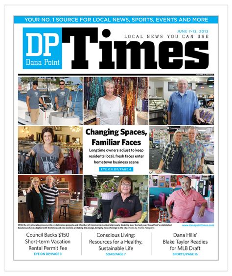 changing spaces changing spaces familiar faces dana point times