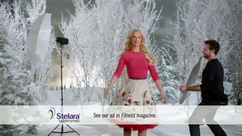 who is the actress in the stelara commercial stelara tv spot seasons featuring caridee english