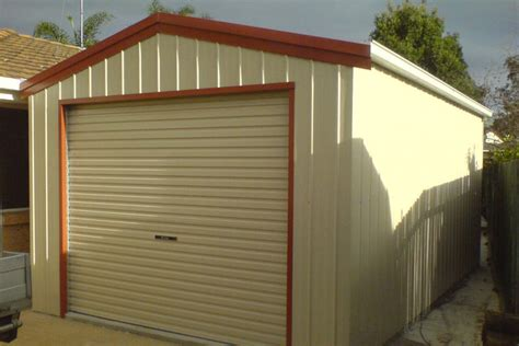 Outwest Garage by Outwest Garages Sheds Carports Garden Sheds Barns