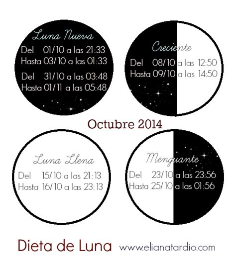 dieta de la luna en el mes de septiembre 2016 dieta de la luna completo